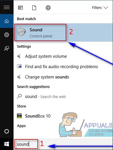 How To Output Audio To Multiple Devices In Windows 10 Appuals Com