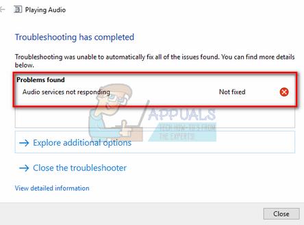 Envy Me Roblox Id Not Clean Fix Audio Services Not Responding Windows 10 Appuals Com