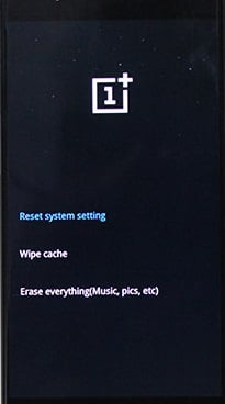 How to Restore OOS After Flashing Oreo ROM on OnePlus 5T - Appuals com