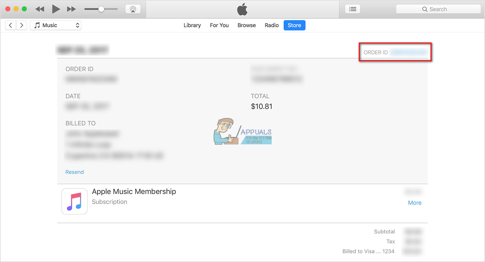 What to do if you see a bill from itunes com/bill? - Appuals com
