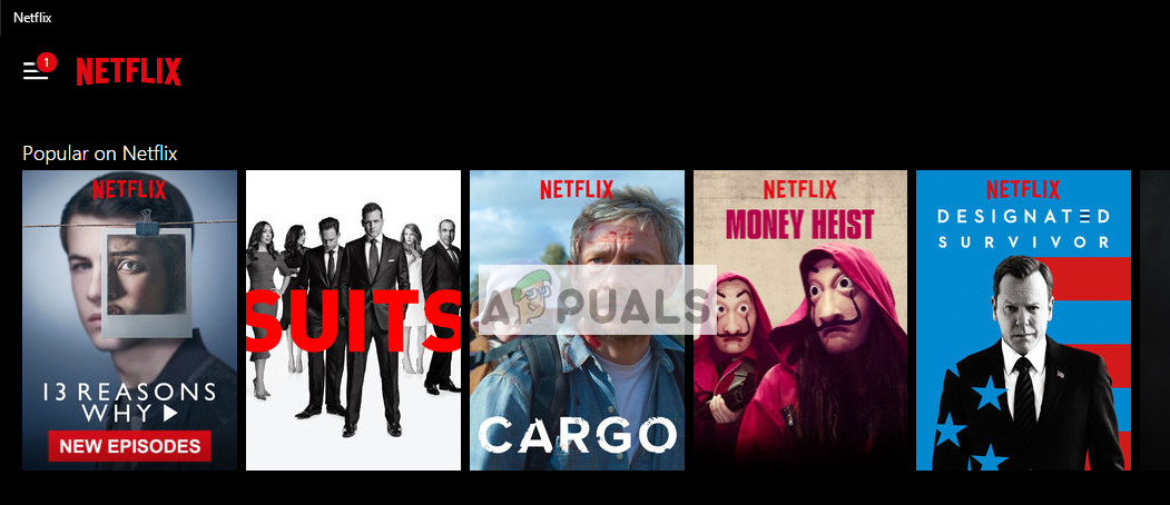 Fix: Netflix Keeps Freezing - Appuals com