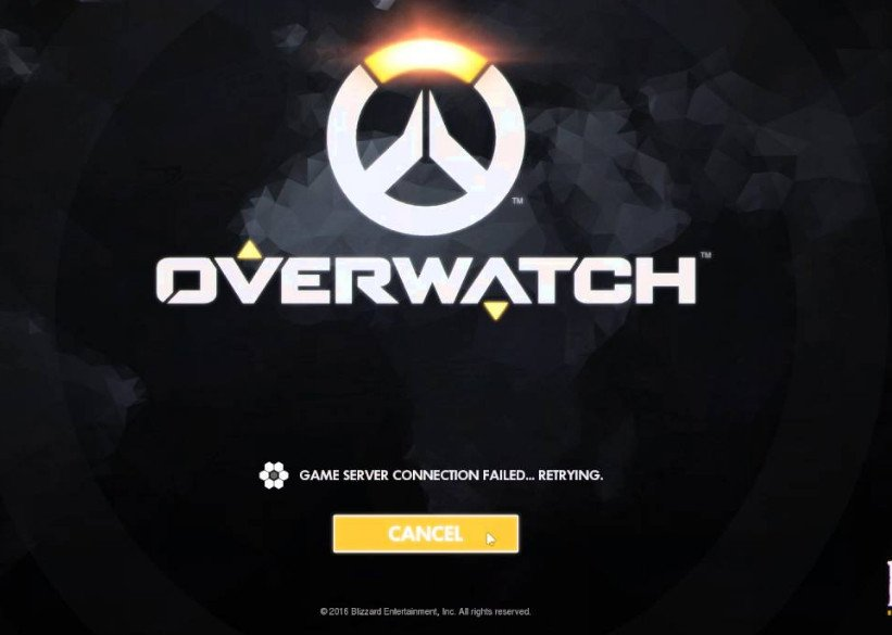 Fix: Overwatch Failed to Connect to Server - Appuals com