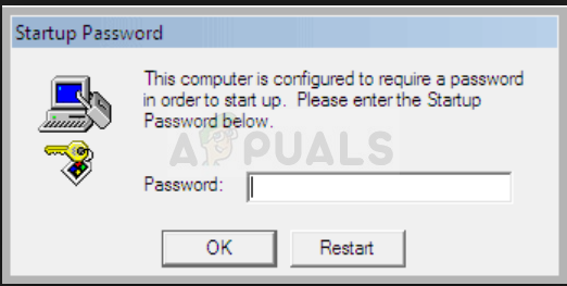 Fix: This Computer is Configured to Require a Password in Order to