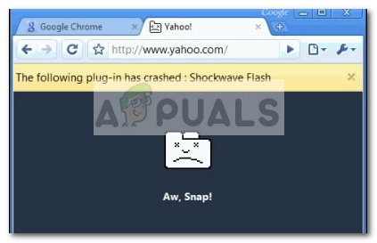 Fix: Shockwave Flash Crashes in Chrome Windows 10 - Appuals com