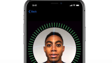 Photo of Apple's Memory Ad Promoting Facial Recognition on iPhone X Hits 914,253 Views