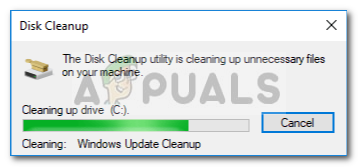 Fix: Disk Cleanup Stuck at 'Windows Update Cleanup' - Appuals com