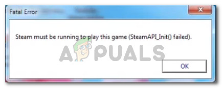 Fix: Steam Must be Running to Play this Game - Appuals com