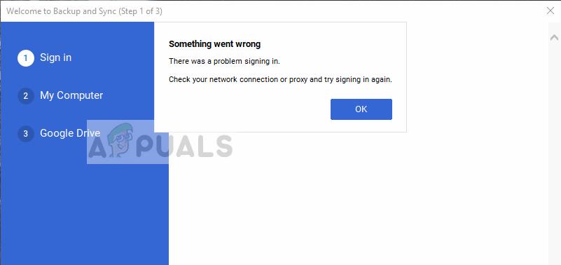 Fix: Google Drive not Syncing on Windows 10 - Appuals com