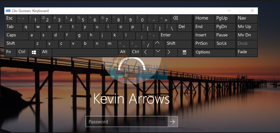 Fix: Windows 10 Keyboard not Working at Login - Appuals com