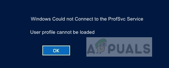 Fix: Windows Could not Connect to the ProfSvc Service - Appuals.com