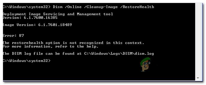 Fix: DISM error 87 on Windows 10 - Appuals com