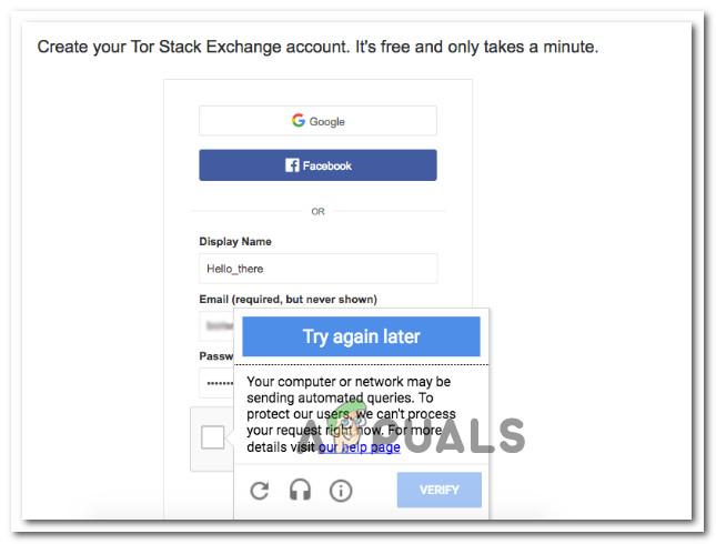 Fix: Recaptcha not Working in Google Chrome - Appuals com
