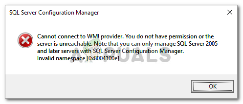 Fix: Cannot Connect to WMI Provider on Windows 10 - Tech Megaluh