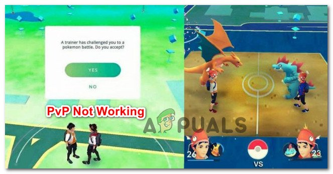 Fix: Pokemon Go PvP Not Working on Android - Appuals com