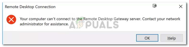 Fix: Your Computer Can't Connect to the Remote Desktop