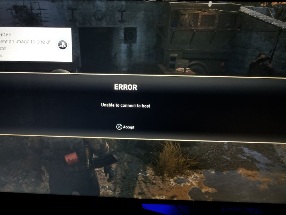 call of duty ww2 xbox one error code 4128
