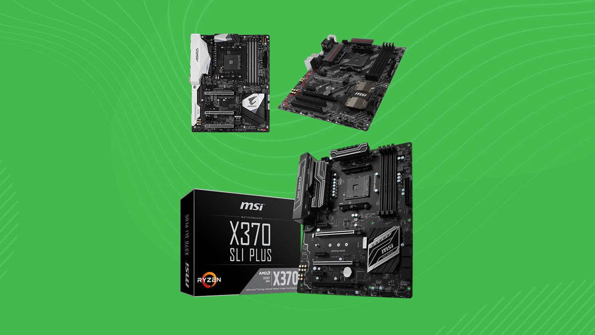 Best Motherboards For Amd Ryzen 7 1800x Appuals Com