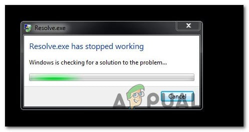 Fix: Davinci Resolve Keeps Crashing - Appuals com
