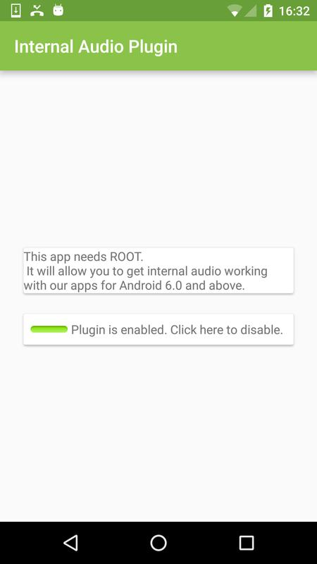 mi screen recorder internal audio apk