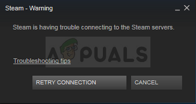 Fix: Steam is Having Trouble Connecting to the Steam Servers