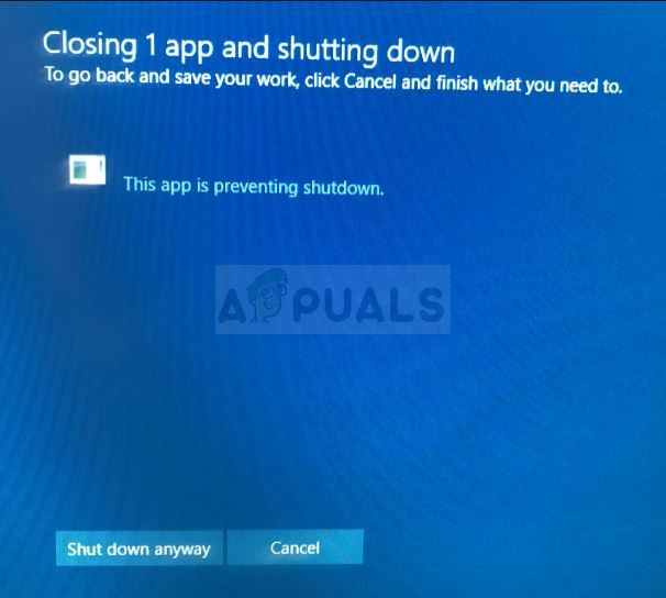 Fix: Toshiba Flash Cards Preventing Shutdown in Windows 10 - Appuals.com