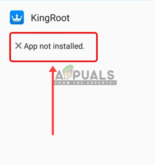 Fix: Android App not Installed - Appuals com