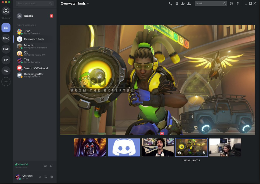 Fix: Discord Screen Share Audio not Working - Appuals com