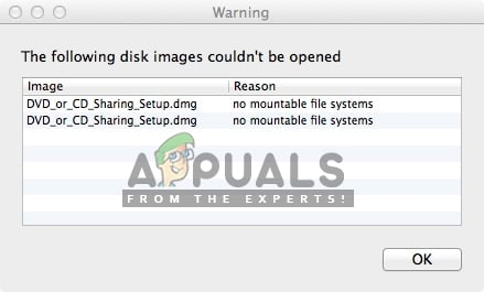 How To Fix 'No Mountable File Systems Error'?