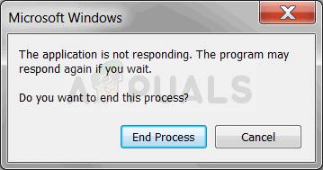 Fix: Microsoft Windows not Responding - Appuals com