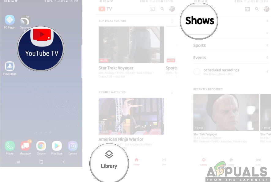 YouTube TV is a commercial application which allows you to stream numerous TV channels liv How to Fix YouTube TV not Working