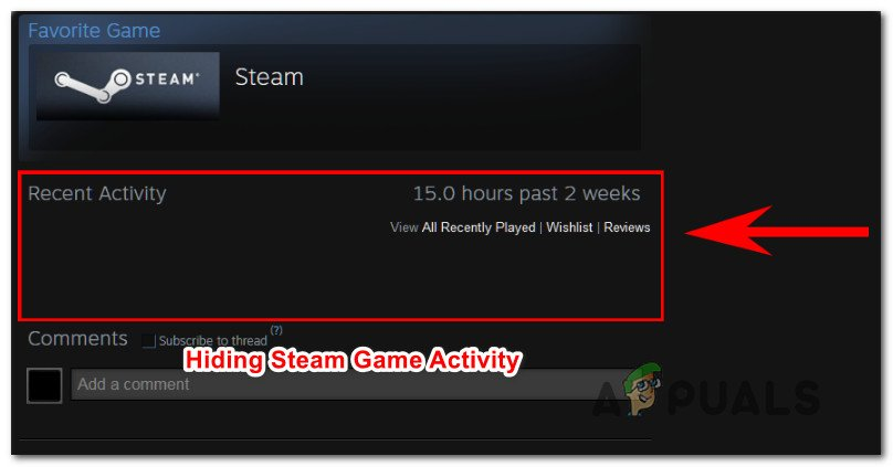 How to Hide Steam Activity from Friends - Appuals com