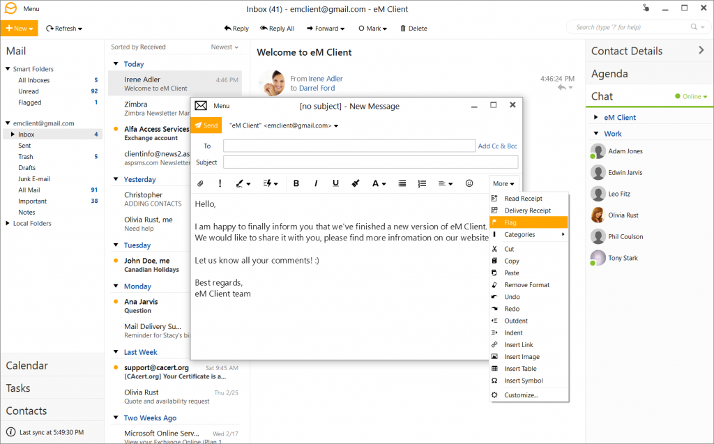 5 Best Email Clients For Windows 10 Appuals Com
