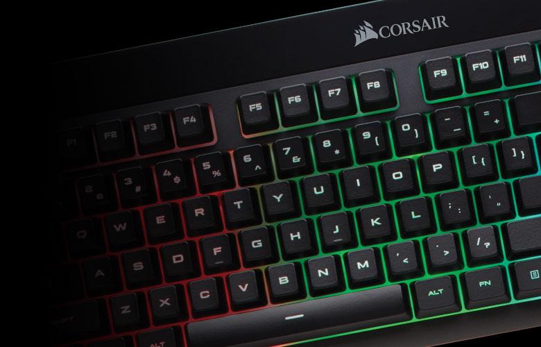 Corsair K55 Gaming Keyboard Review - Appuals com