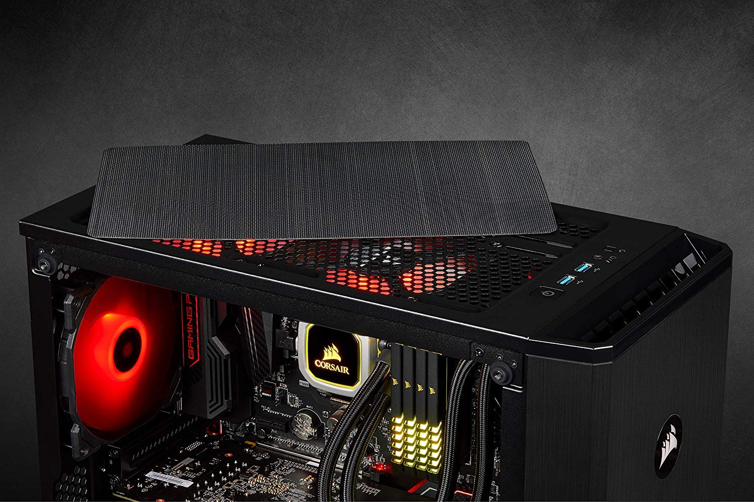 Space might feel a bit cramped for some high end hardware Corsair Carbide Series 175R PC Case Review