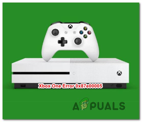 How to Fix error code 0x87e00005 on Xbox One - Appuals com