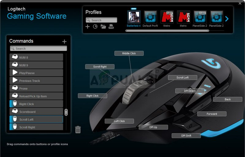 How to Fix the Logitech Gaming Software not Opening on