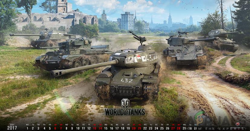 How To Fix World Of Tanks Crashing Appuals Com