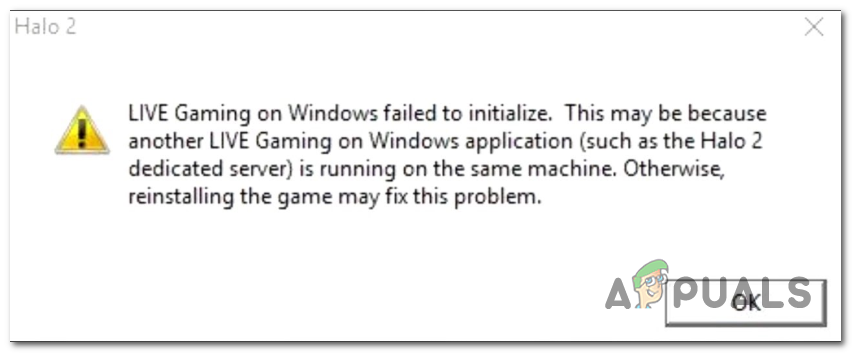 Live gaming on windows failed to initialize halo 2 fix new free slot casino