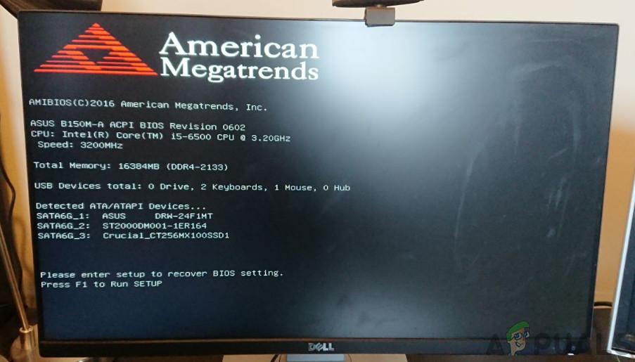 Broken Laptop Screen Boot Straight To External Monitor