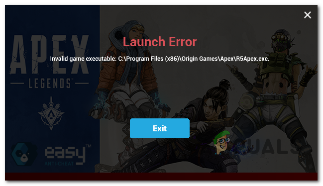 invalid game executable in apex legent - Download How to Fix 'Invalid Game Executable' in Apex Legends for FREE - Free Game Hacks