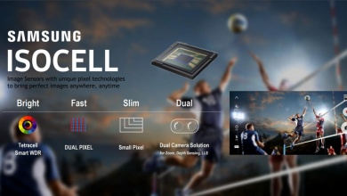 Photo of Samsung Announces New ISOCELL Lineup with 15 Percent Smaller Sensor Size To Reduce Camera Bumps