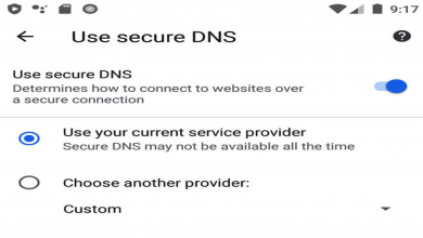 Photo of Google Pushes Chrome Build 85 with Smart DNS features for Android Devices
